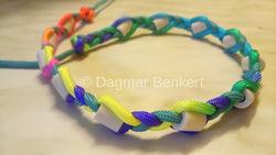 Halsband HANSI Paracord | EM-X® Keramik