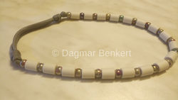 Halsband MIKA Paracord | EM-X® Keramik