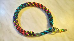 Halsband SCOOBY Paracord | Round Line